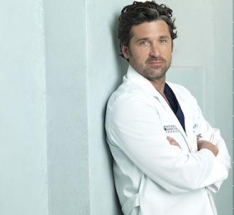 Patrick Dempsey dans la série 'Grey's Anatomy'