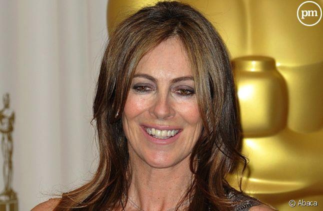 Kathryn Bigelow aux Oscars 2010