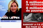 JDC-118 : Un faux SDF pour Marine Le Pen, Fillon tire à boulets rouges sur Hollande
