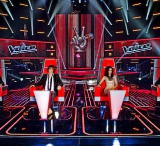 Les coachs de 'The Voice'