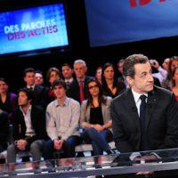 Zapping : Nicolas Sarkozy règle ses comptes avec la journaliste Hélène Jouan dans