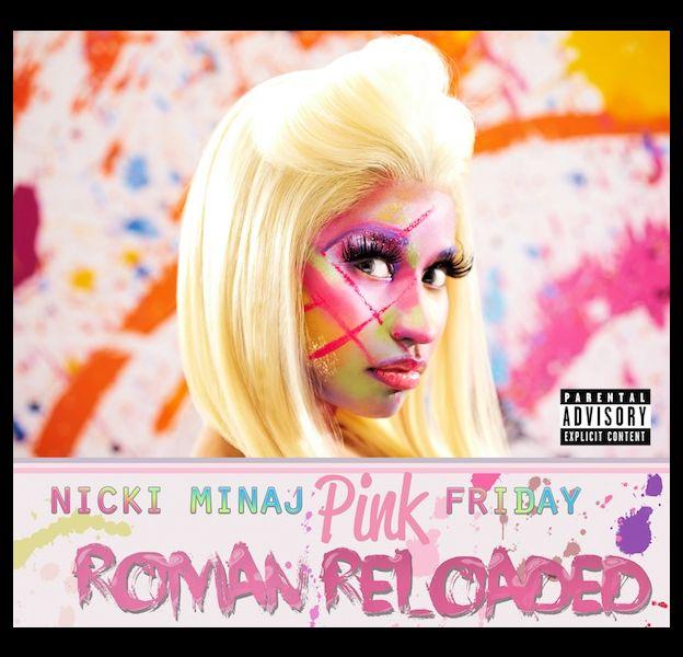 """1. Nicki Minaj - """"Pink Friday: Roman Reloaded"""""""