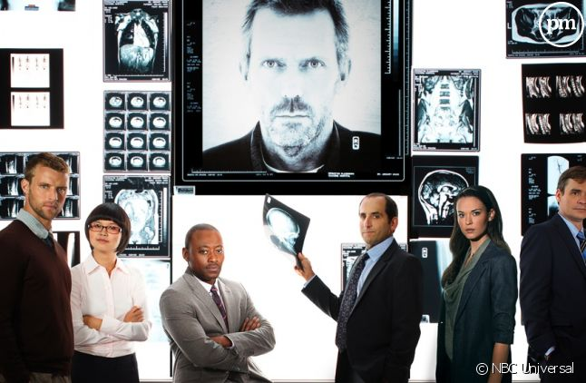 """Dr House"" saison 8"