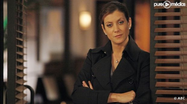 "Kate Walsh dans ""Private Practice"""
