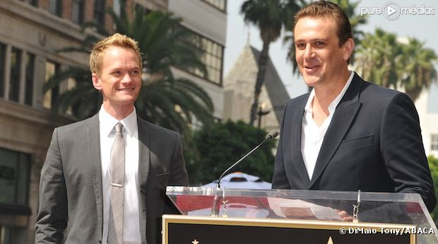 Neil Patrick Harris et Jason Segel