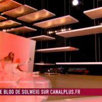Zapping : Solweig, la Miss météo du