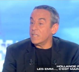Le 12 mai dernier, Thierry Ardisson prévoyait une gaffe...
