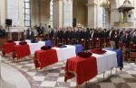 Hommage national : France 2 en tête des audiences, TF1 talonnée par BFM TV