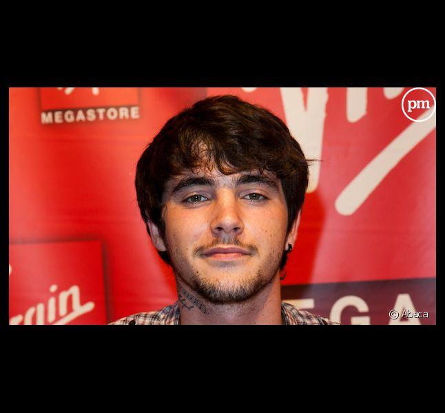 """Louis Delort, candidat de """"The Voice, la plus belle voix"""""""