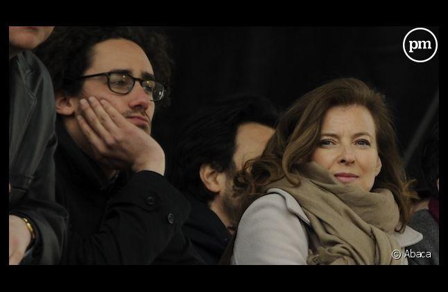 Thomas Hollande tacle Valérie Trierweiler dans un entretien au Point