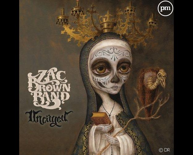"""1. Zac Brown Band - """"Uncaged"""""""