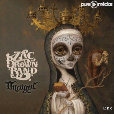 "1. Zac Brown Band - ""Uncaged"""