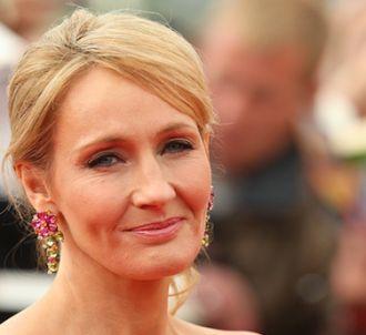La romancière britannique J.K. Rowling