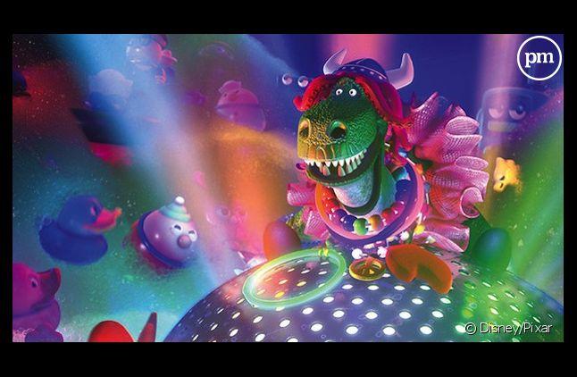 """Un court-métrage autour du personnage Rex de """"Toy Story"""" sera diffusé avant """"Le Monde de Némo"""" en 3D"""