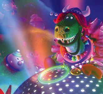 Un court-métrage autour du personnage Rex de 'Toy Story'...