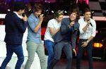 Zapping : One Direction déclenche l'hystérie à la cérémonie de clôture des JO de Londres