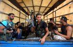 Syrie : les journalistes pris à partie par des rebelles