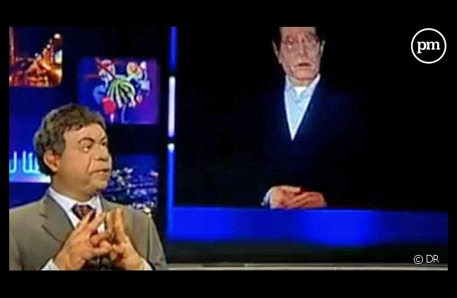 """Les Guignols"" version tunisienne."