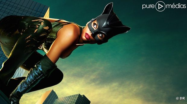 """Catwoman"""