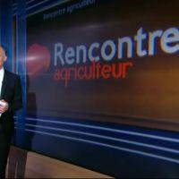Zapping : Gilles Bouleau ne sera resté debout qu'une minute
