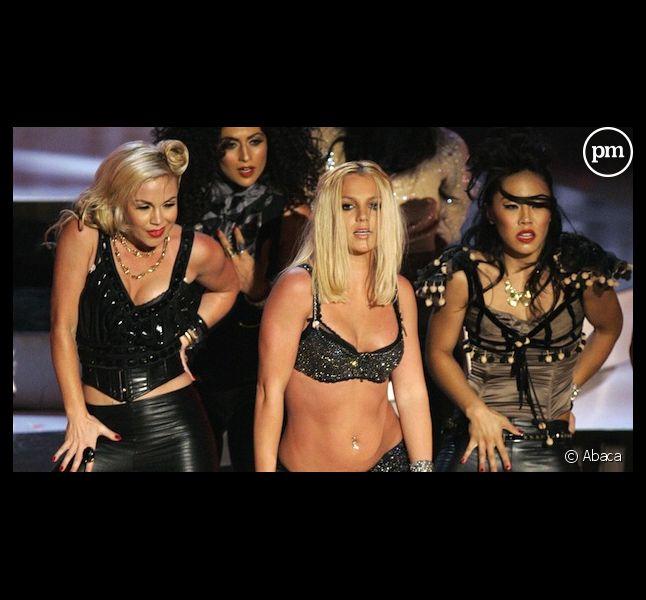"""Le dernier épisode de """"Glee"""" montre une facette sombre de Britney Spears"""