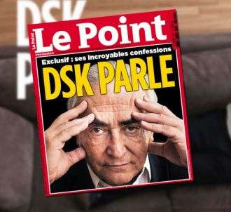 DSK à la Une du 'Point' daté du 11 octobre 2012
