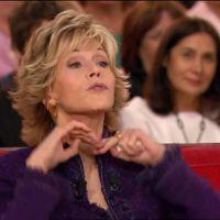 Zapping : Jane Fonda assume ses opérations de chirurgie esthétique