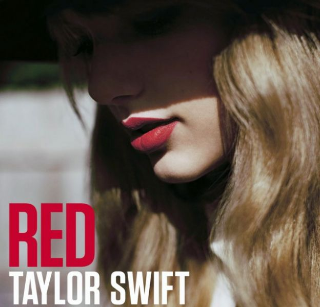 """1. Taylor Swift - """"Red"""""""