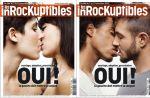 """""""Les Inrocks"""" dit """"Oui"""" au mariage pour tous : """"La gauche doit mettre la langue"""""""