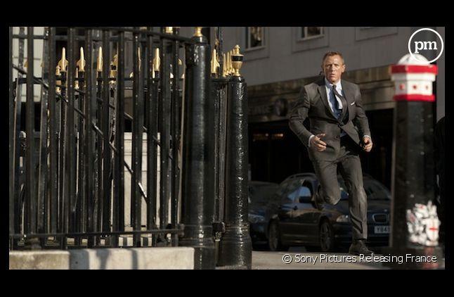 """""""Skyfall"""" signe le meilleur démarrage de la saga James Bond outre-Atlantique"""
