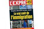 """La rédaction de """"L'Express"""" divisée après une Une sur l'immigration"""