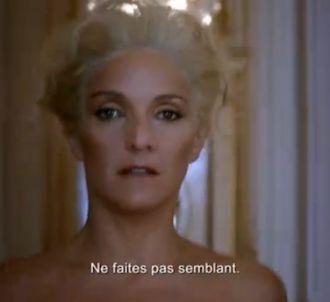 Florence Foresti parodie la pub Dior de Charlize Theron