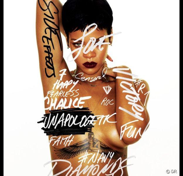 """1. Rihanna - """"Unapologetic"""""""
