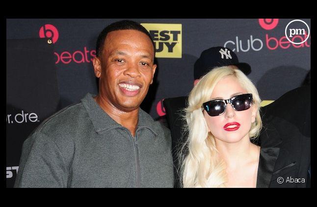 Dr Dre et Lady Gaga figurent parmi les artistes les mieux payés de l'année