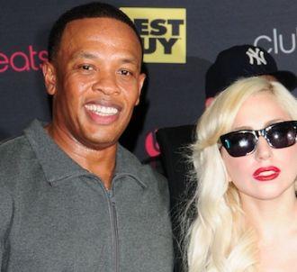 Dr Dre et Lady Gaga figurent parmi les artistes les mieux...