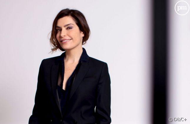 Daphné Roulier, à la tête du JT de D8.