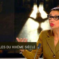 Zapping : Marie Colmant de retour sur i-Télé