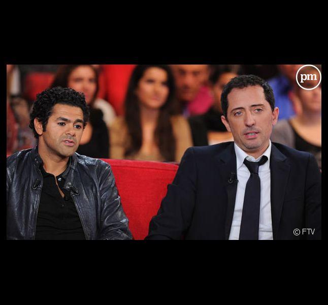 Jamel Debbouze et Gad Elmaleh