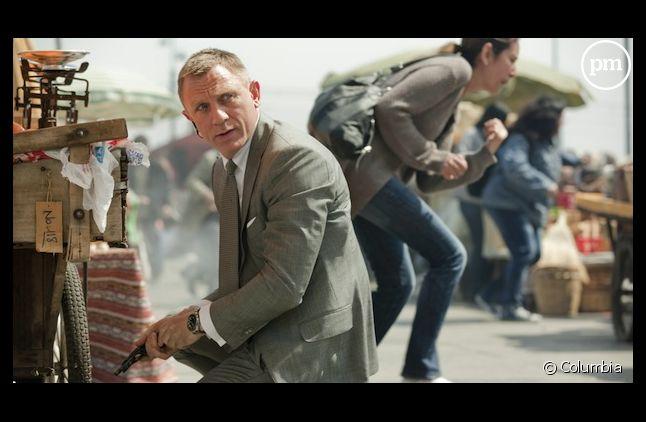 Le nombre de violences sévères a doublé dans James Bond