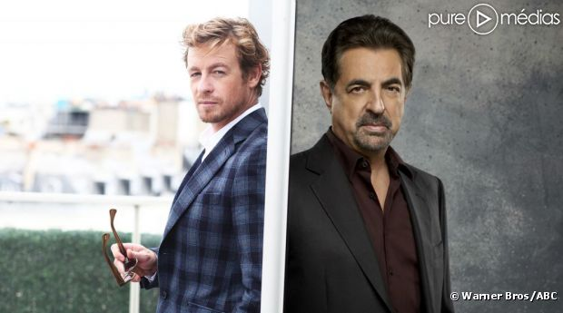 Simon Baker et Joe Mantegna