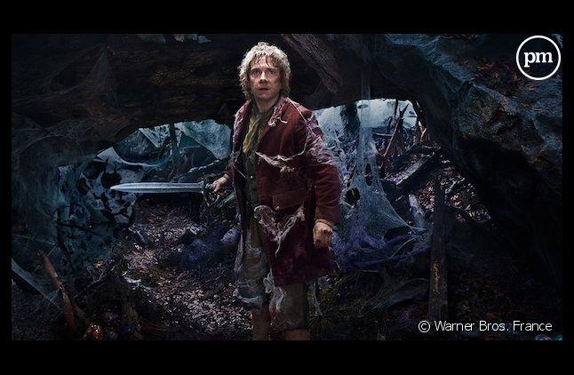 """""""Le Hobbit : un voyage inattendu"""" passe une troisième semaine en tête du box-office américain"""
