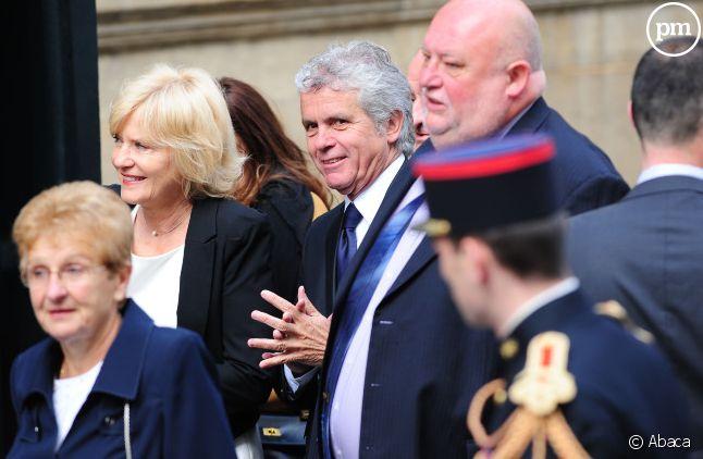 Claude Sérillon avait été invité lors de l'intronisation de François Hollande Président de la République, le 15 mai dernier.