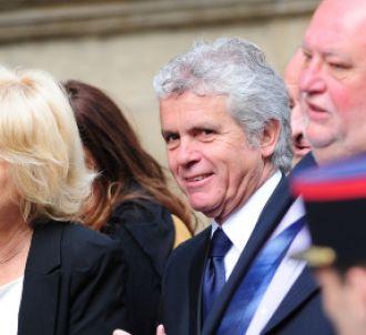 Claude Sérillon avait été invité lors de l'intronisation...