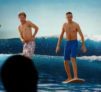 One Direction dévoile le clip de 'Kiss You'