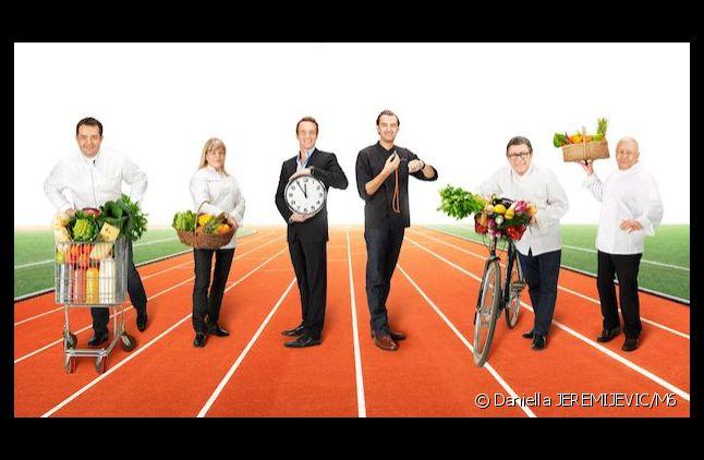 """L'équipe de """"Top Chef"""" saison 4 (2013)"""