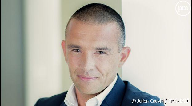 Vincent Broussard, directeur général adjoint de TMC et NT1