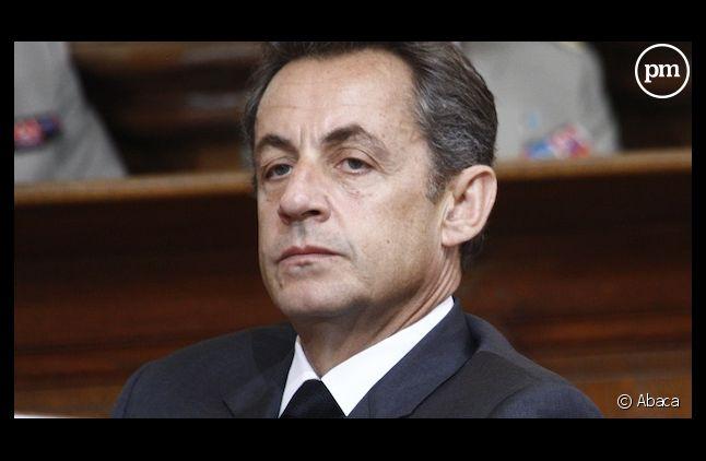 Nicolas Sarkozy de retour sur internet !