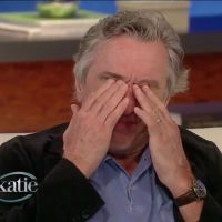 Zapping : Robert De Niro fond en larmes à la télévision américaine