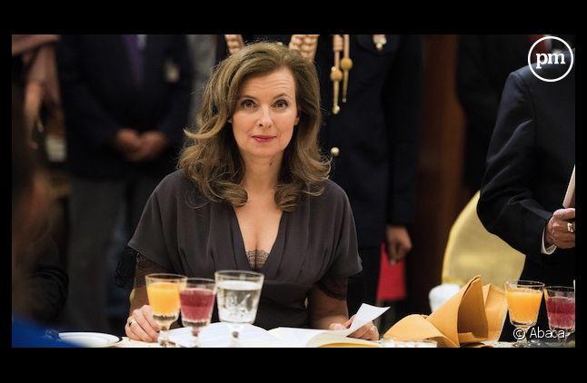 """Valérie Trierweiler aurait été furieuse de se retrouver à la Une de """"Paris Match"""""""