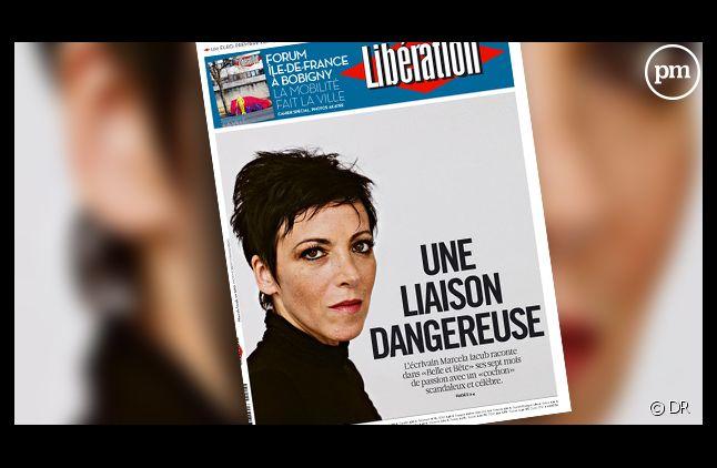 """Après L'Obs, Libé a accordé une large place à """"Belle et bête"""", l'ouvrage polémique de Marcela Iacub."""
